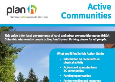 Active Communities Action Guide