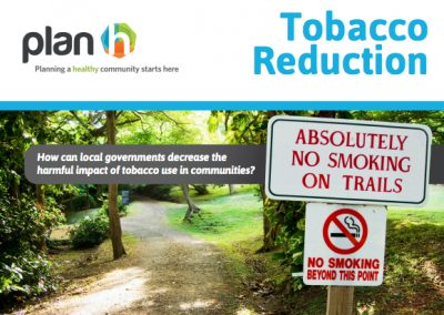Tobacco Reduction Action Guide