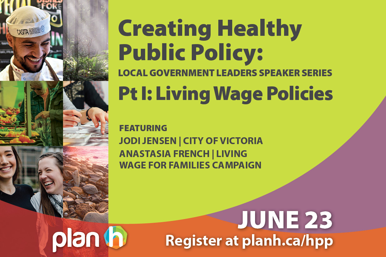 Upcoming Event: Local Government Leaders Speaker Series – Living Wage Policies