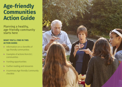 Age-friendly Communities Action Guide
