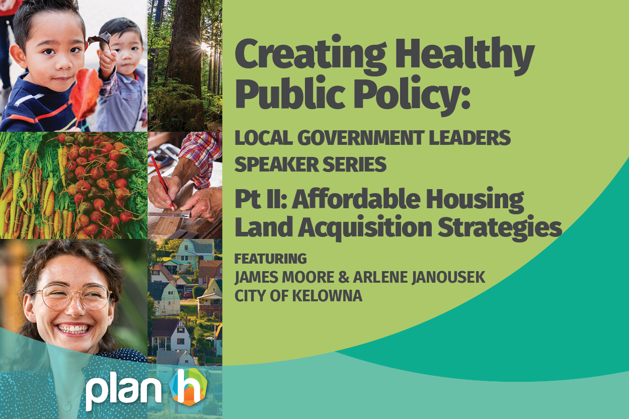 On-demand Webinar: Local Government Leaders Speaker Series – Affordable Housing Land Acquisition Policies